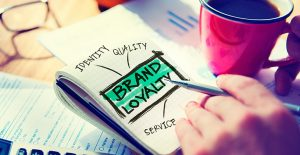 Brand loyalty and trust