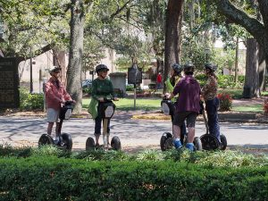 Roll Through Tybee Island on a Segway