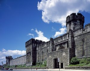 Eastern State Penitentiary in Pennsylvania