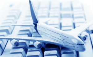 Reservation of airline tickets
