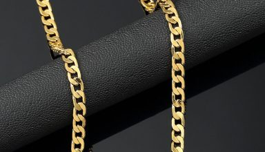 Men's Gold Necklace