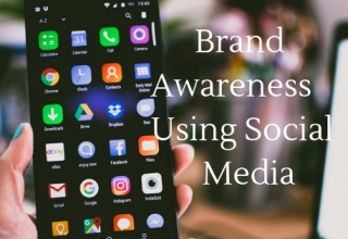 Brand Awarness using social media
