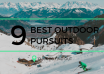 outdoor pursuits