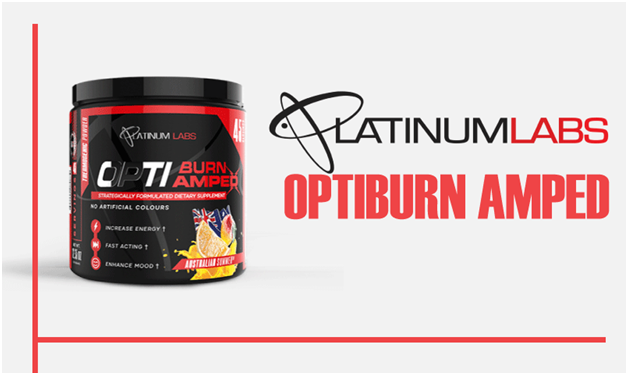 Platinum Labs - OptiBurn Amped