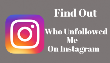 Find Out Who Unfollowed me On Instagram