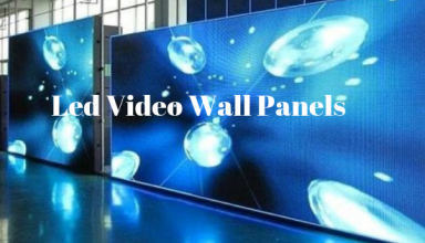Led Video Wall Panels