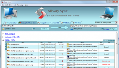 File Synchronization Software