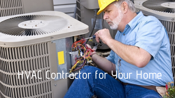 HVAC Contractor for Your Home