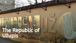 The Republic of Užupis