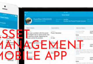 Asset Management Mobile App