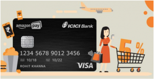 ICICI Bank Amazon Pay Card