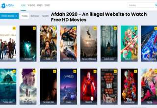 image result for Afdah 2020 - An illegal Website to Watch Free HD Movies
