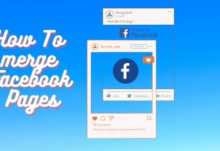 How to Merge two fb pages