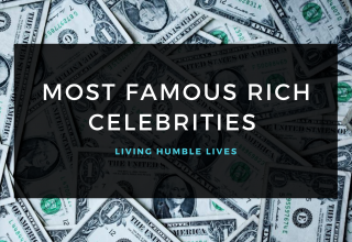 Most famous Rich celebrities